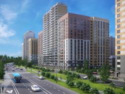 ЖК «Южная Битца» 2-комнатные квартиры 61 м²